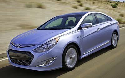 Attractive Hyundai Sonata Hybrid: Lifetime Warranty On Batteries