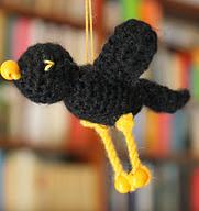 http://www.ravelry.com/patterns/library/miniature-blackbird-europe-series