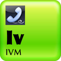 IVM Interactive Voice Response Software