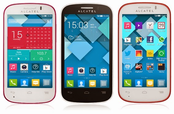 Gambar Alcatel One Touch POP C3 Android Murah