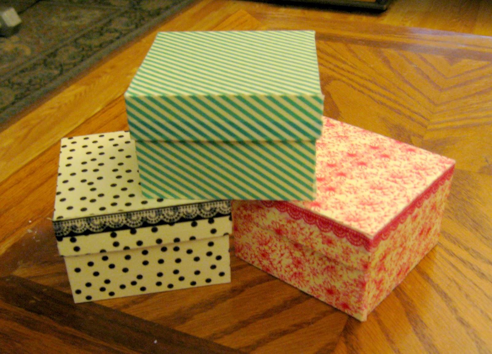 Washi Tape Boxes Edited