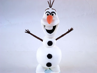 Olaf de biscuit