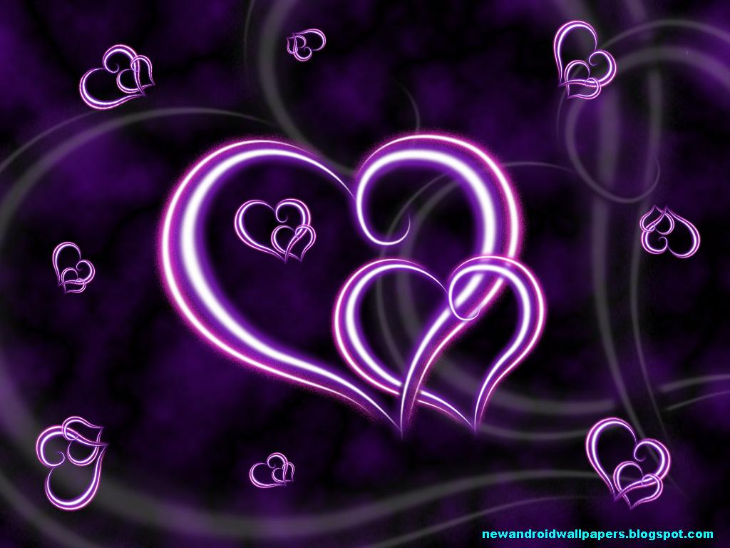 Wallpaper Love Violet : Nice And Amazing Love Heart Wallpapers 2013 For Android And Desktop Pc Free Download Wallpaper ...