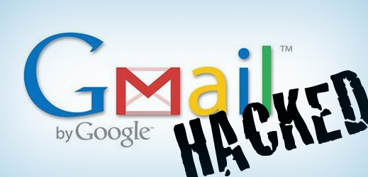 Your Gmail account has been hacked?