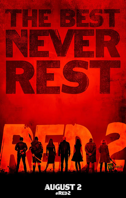 Red 2 Movie 2013 Poster in HD