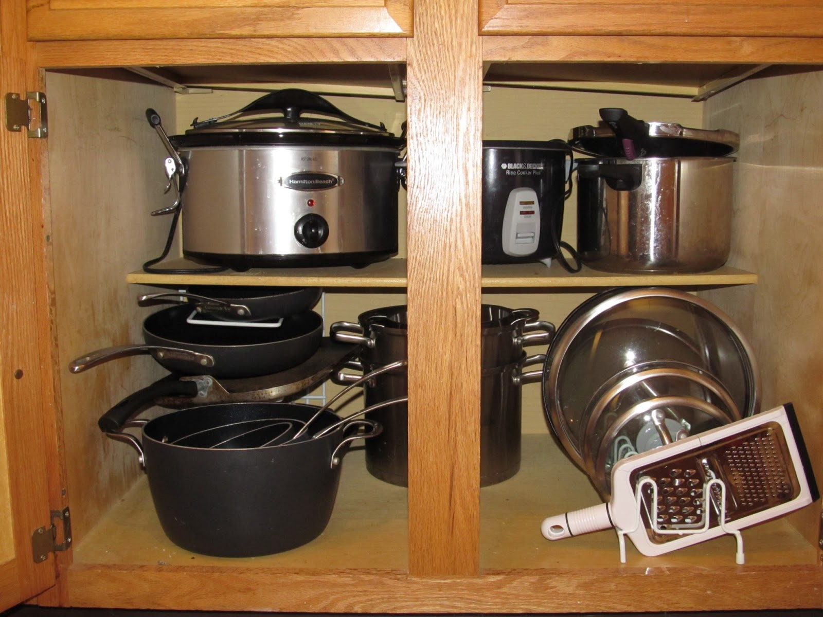 Pots And Pans Storage Ideas To Take Note Of: Quick Kitchen Organization Tips