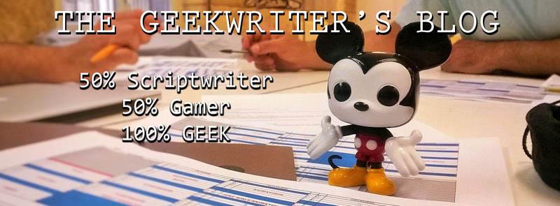 THE GEEKWRITER
