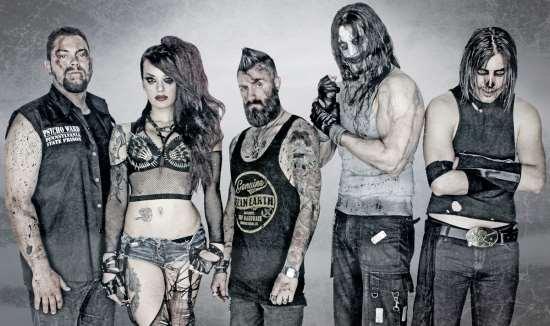 THE SILVERBLACK: Σχεδόν έτοιμο το δεύτερο album τους