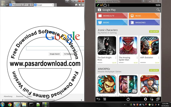 Bluestacks Android For Windows 3.0.1 With OS ICS 4.0.4 BBM Ready