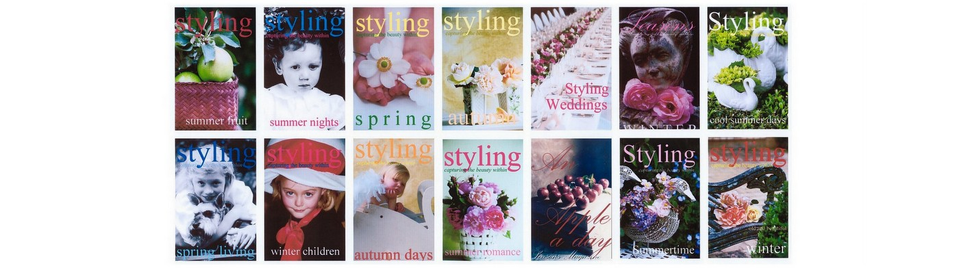 Styling Magazine by Coty Farquhar