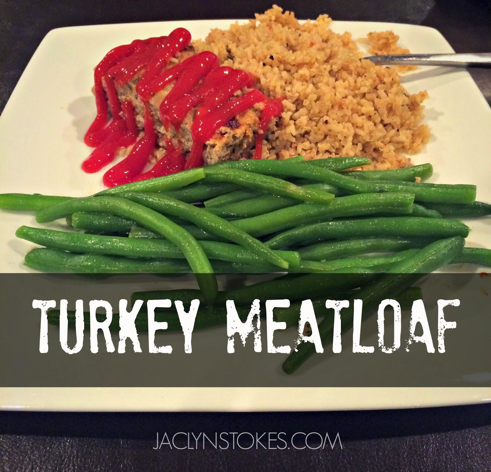 clean eating turkey meatloaf recipe