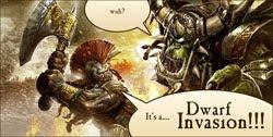 Dwarf Invasion!