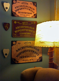Jenn Bennett ouija boards