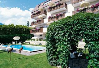Residenze Hotel Ferienwohnungen Ritterhof in Schenna