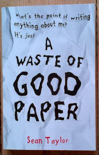 Cover for A Waste of Good Paper by Sean Taylor