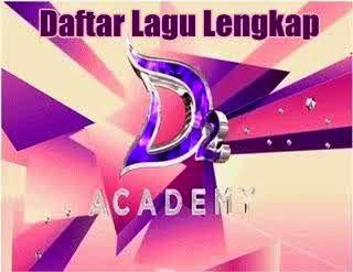 Kumpulan lagu Mp3 D'Academy 2 Babak Wildcard Full