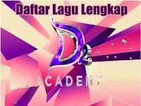 Kumpulan lagu Mp3 Dangdut Academy 2 Babak Wildcard Full