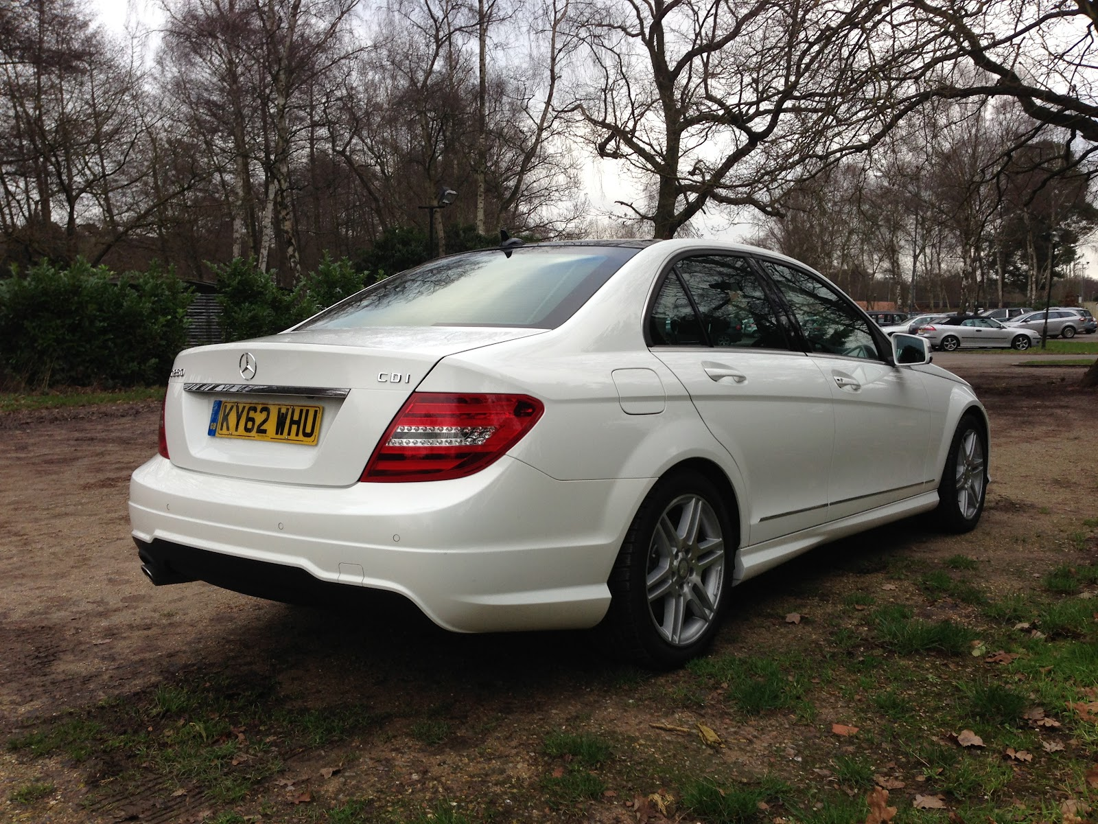 speedmonkey: driven - mercedes-benz c250 cdi amg sport