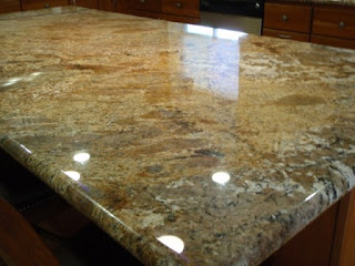 how to clean granite countertop