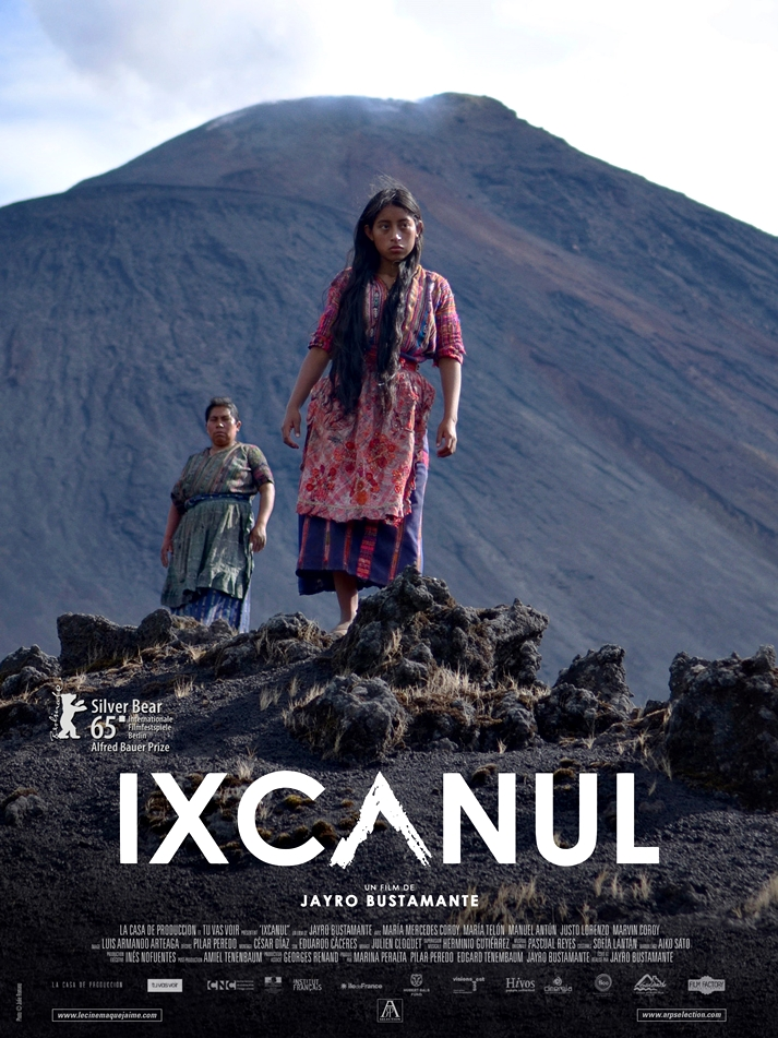 Póster: Ixcanul