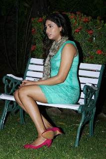 Manisha Yadhav Latest Pictures in Short Dress ~ Celebs Next