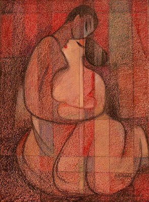 Painting by Ramkrishna Kamble (part of his portfolio on www.indiaart.com)