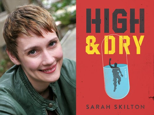 Sarah Skilton, author of High and Dry