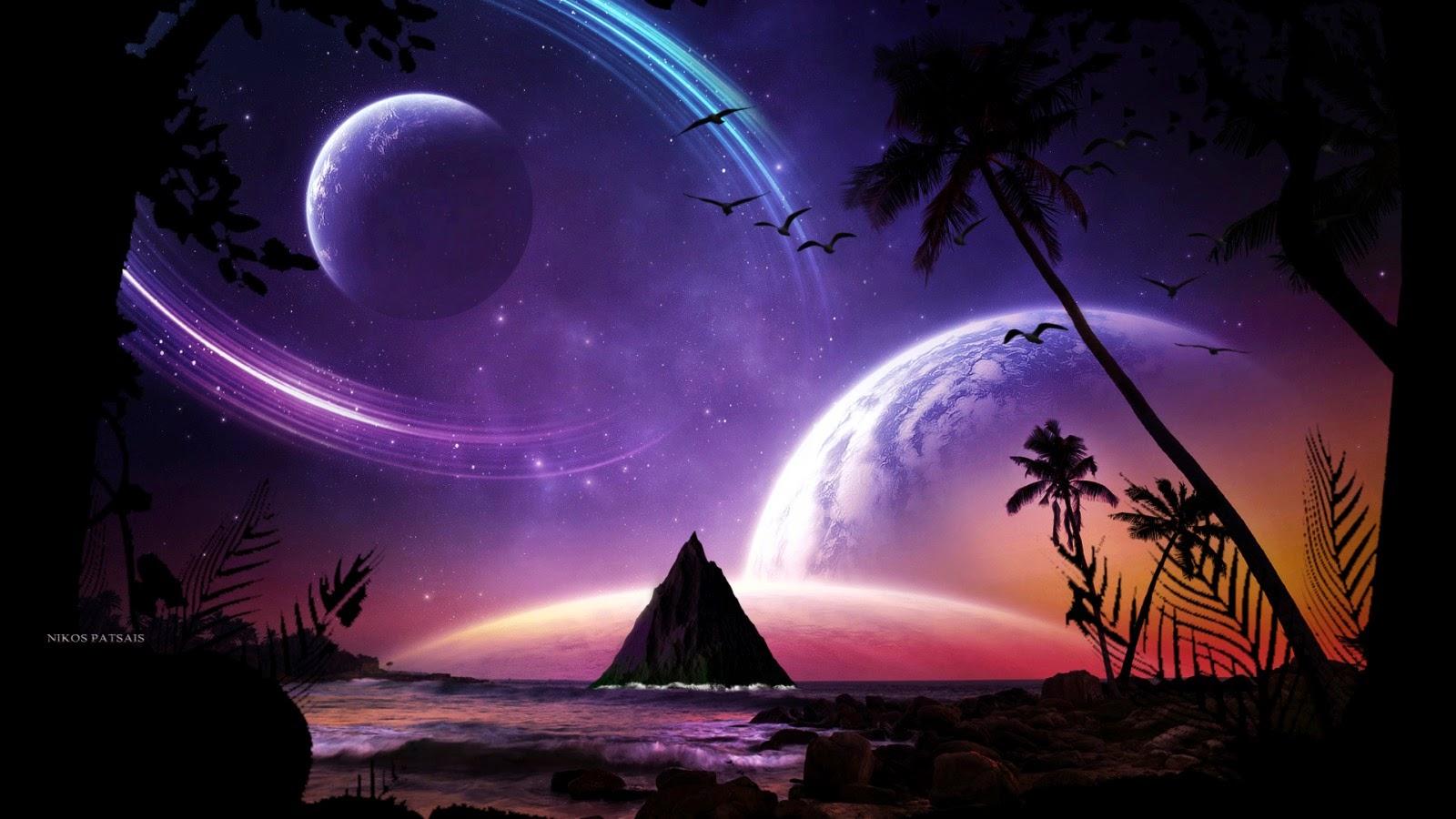 hình nền vũ trụ cực đẹp