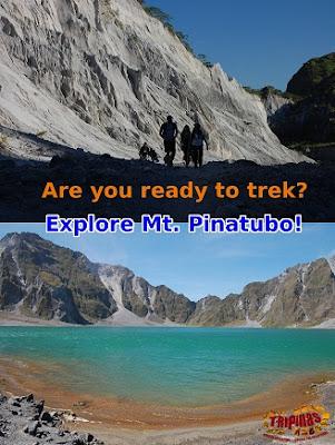 mt pinatubo trekking