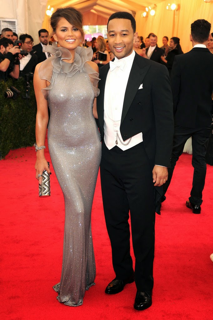 Red Carpet Met Gala 2014 john legend