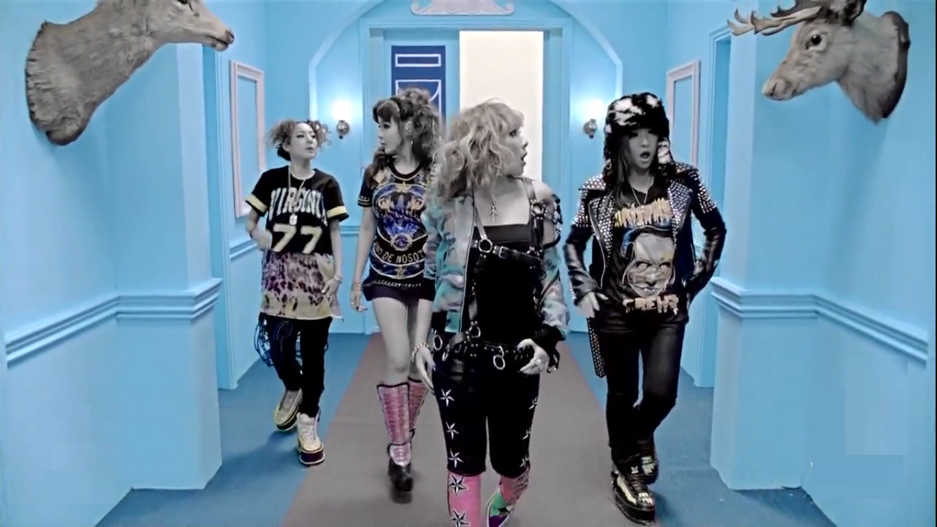 Download image 2ne1 scream pc android iphone and ipad wallpapers