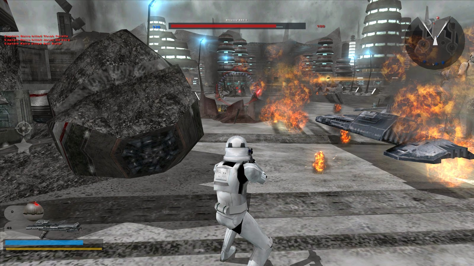 Star Wars: Battlefront II Mygeeto
