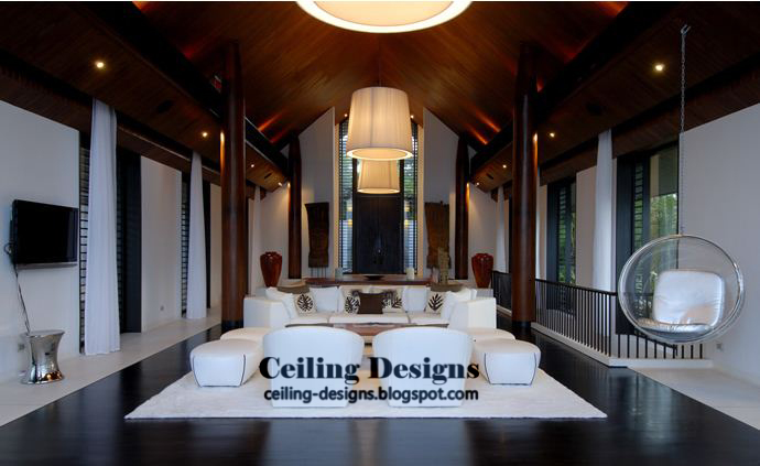wood ceiling lighting. Luxury Wood Ceiling Panels For Living Room With Fall Lighting And Accessories Set