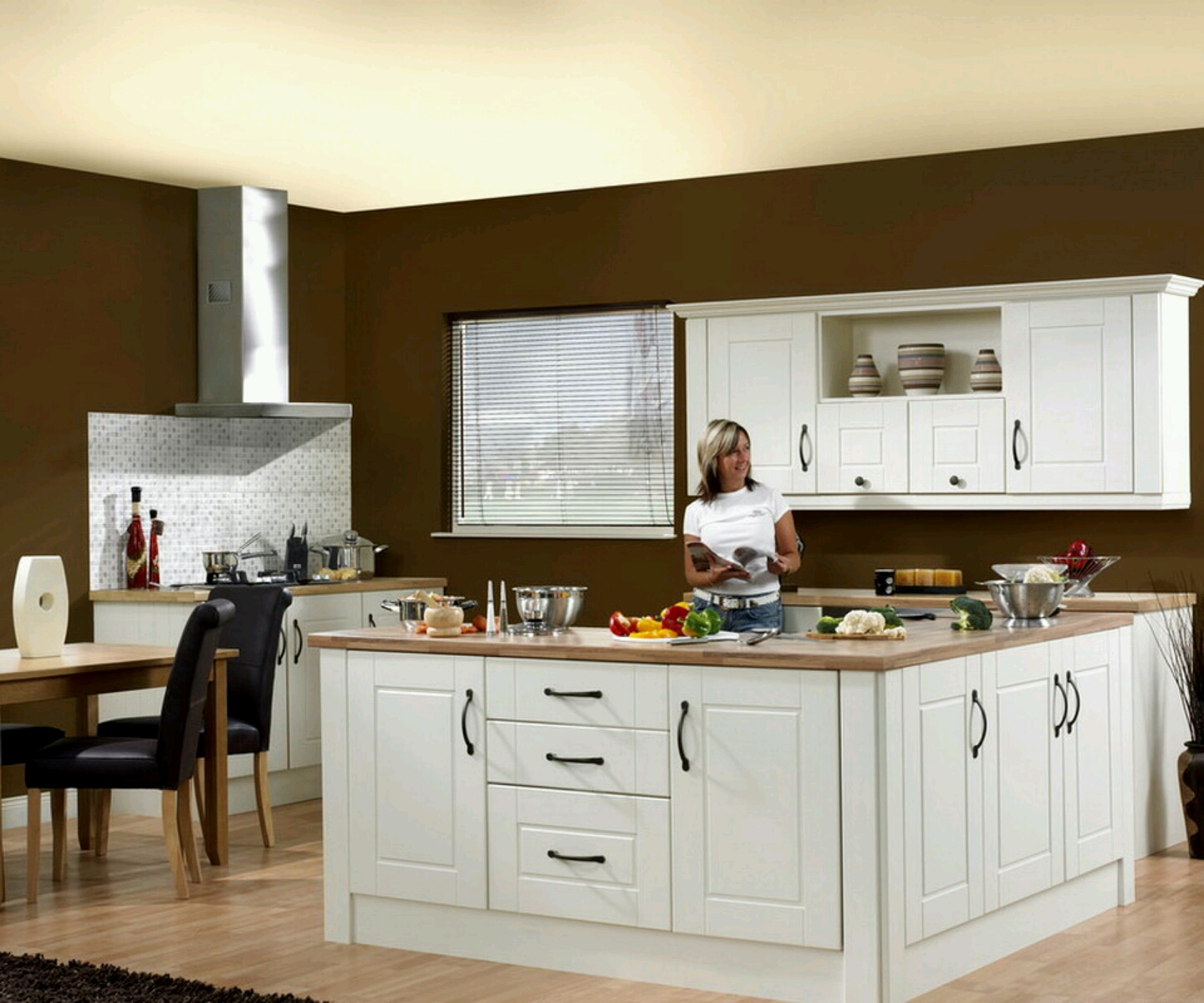 Great Kitchen Layouts