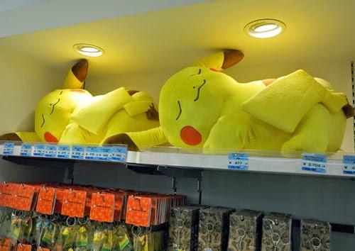 Pokemon Center, Sakae, Nagoya, Aichi, Japan