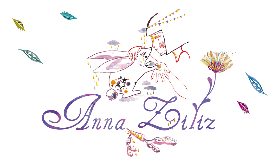 ANNA ZILIZ : illustrations, graphisme et crations