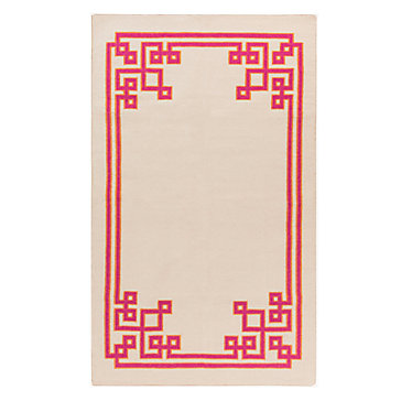 Z GALLERIE ATHENA DHURRIE RUG