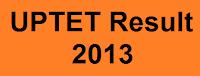 UPTET Result 2013