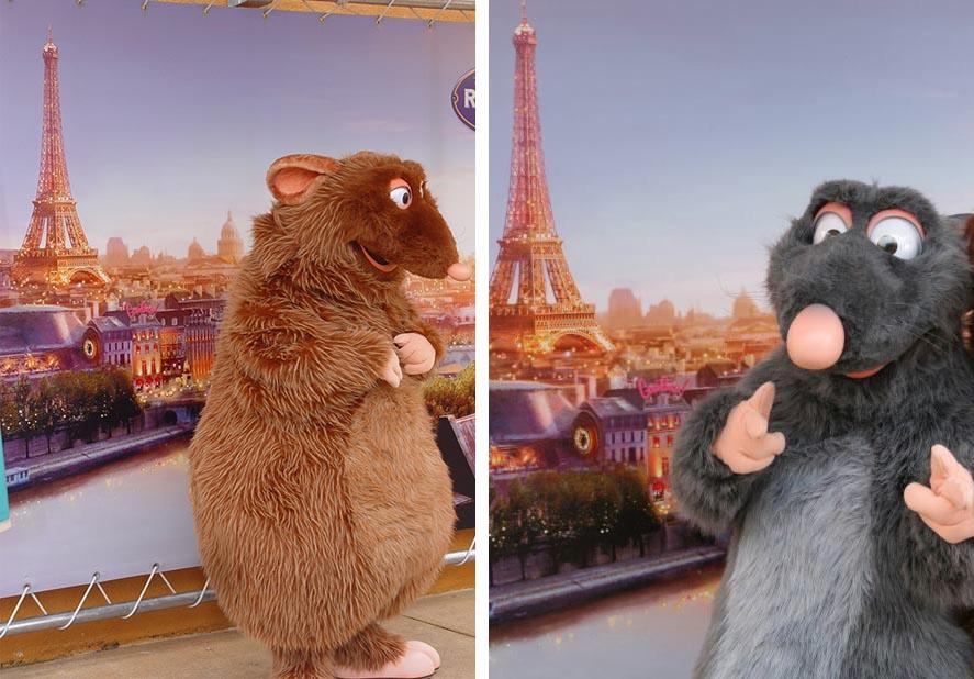 Disneyland Paris Park - Walt Disney Studios 2