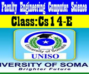 University of Somalia(Uniso)