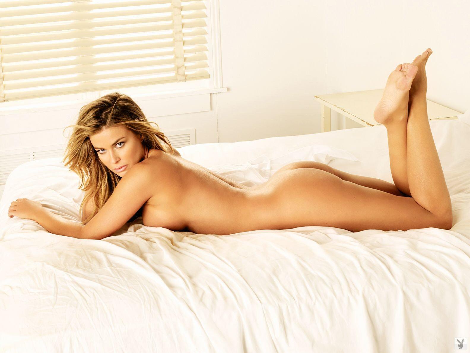 Carmen Electra desnuda - Fotos y Vídeos -