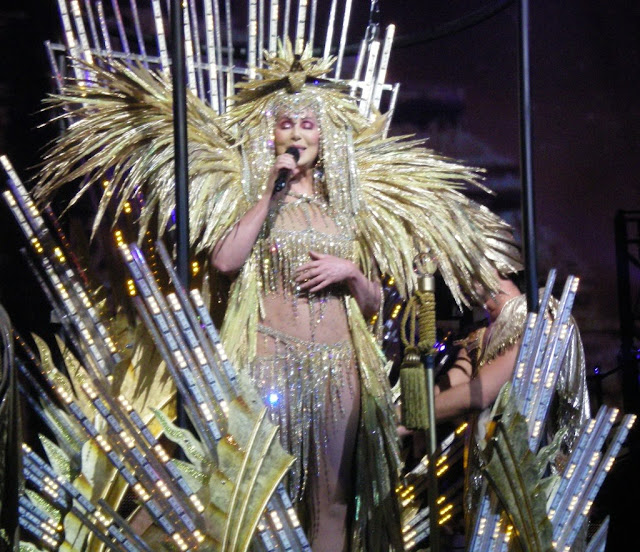 Cher in Las Vegas