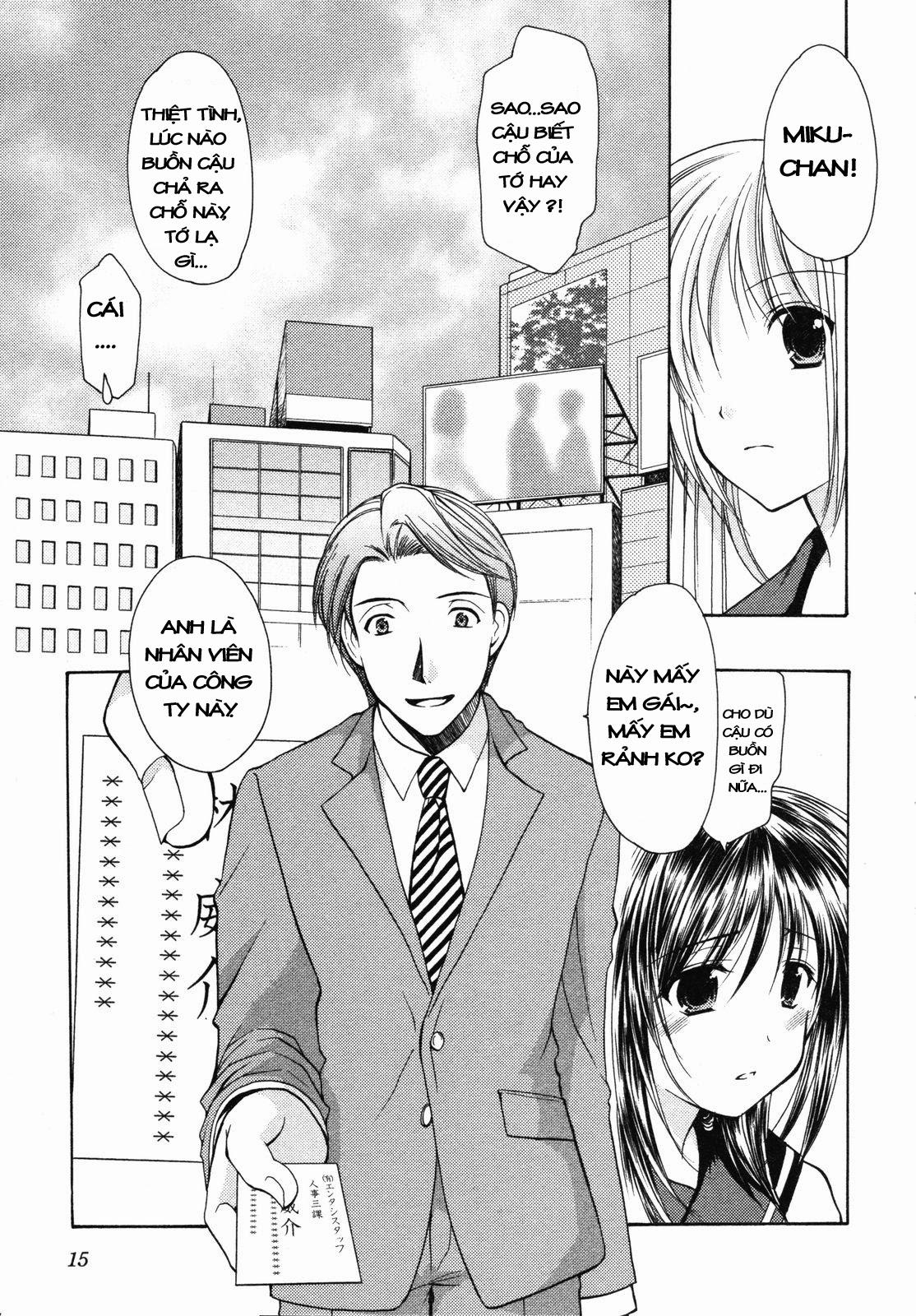 Schoolmate chap 8 - Trang 18