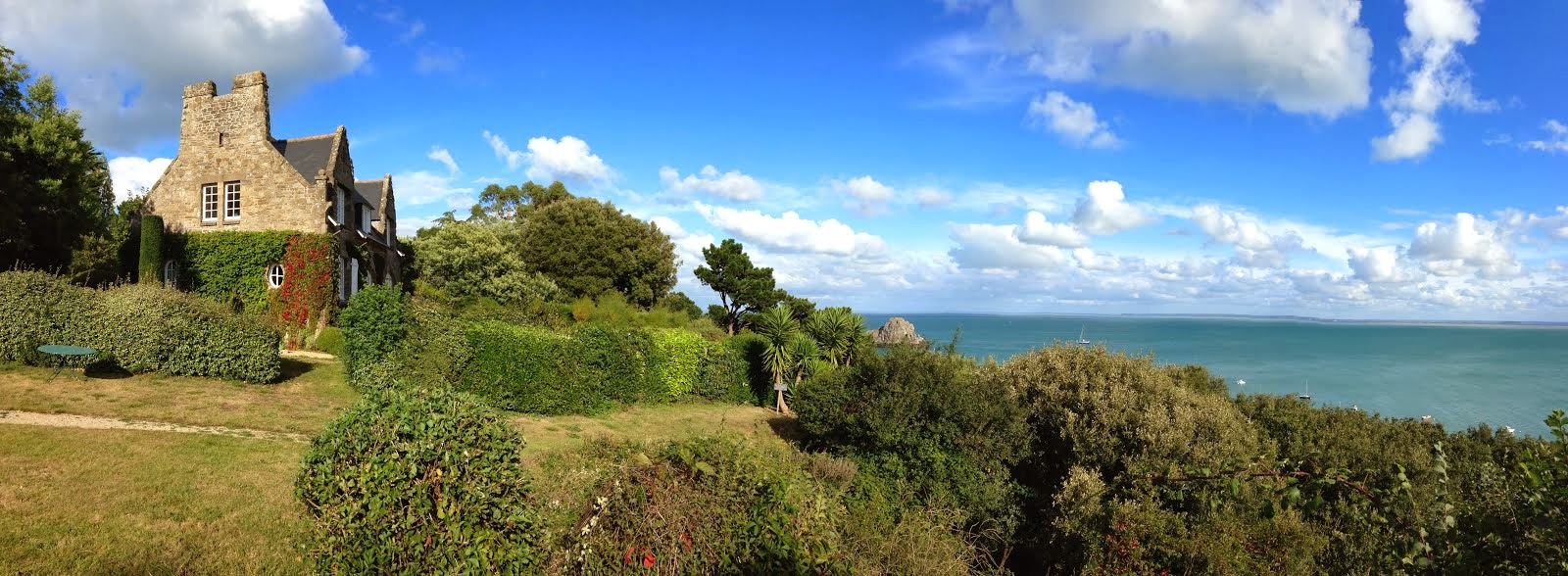Les Remains, in Cancale, Bretagne