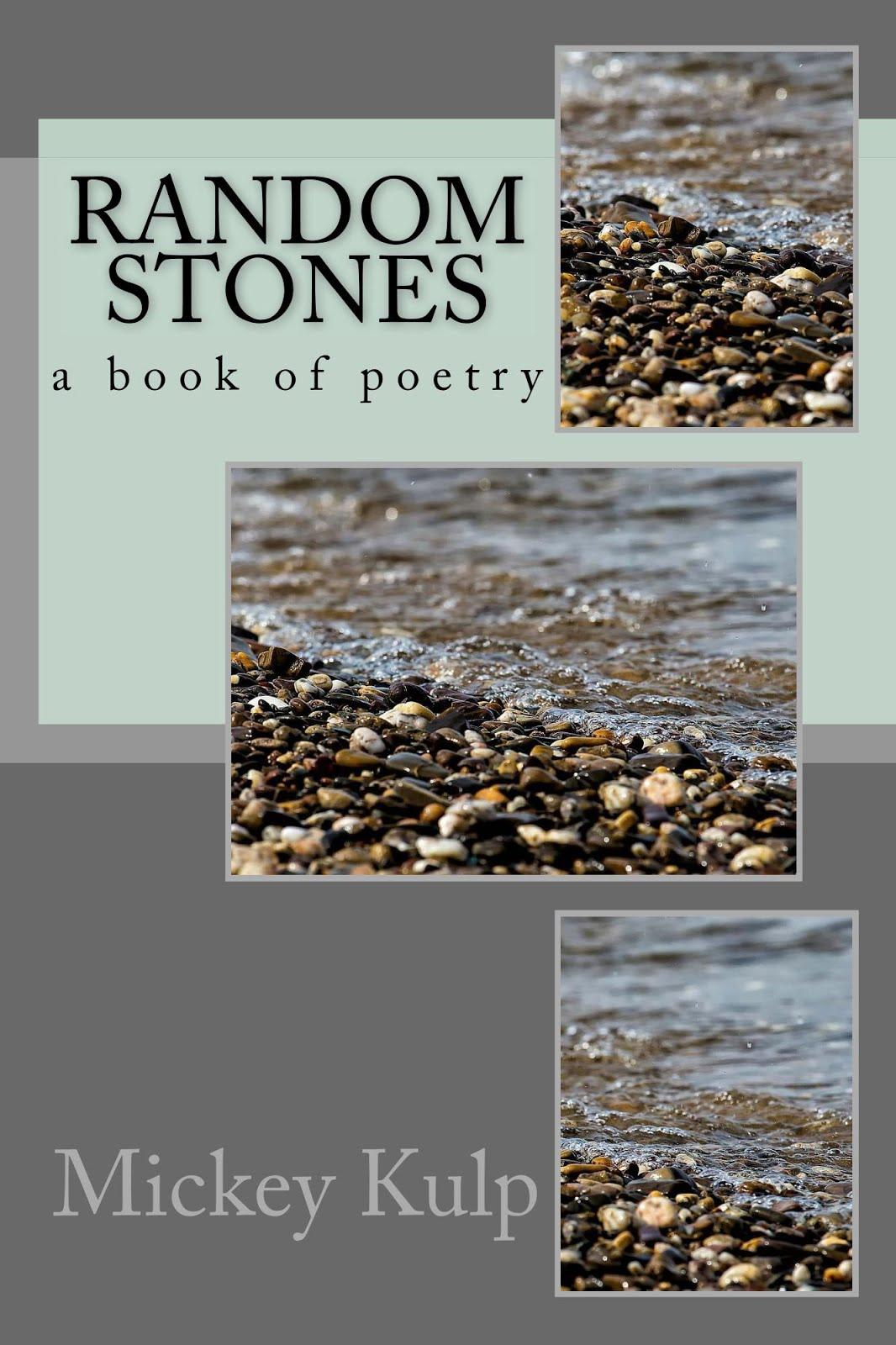 Latest work: Random Stones (print)