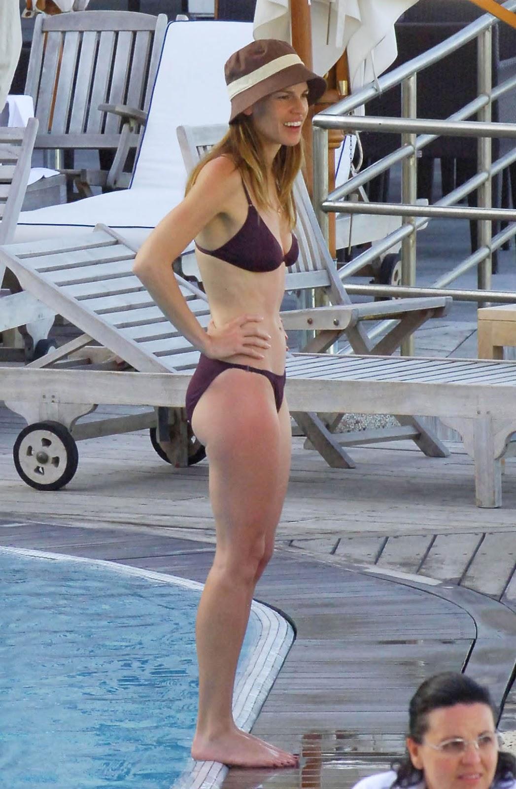 DamnTopics: Hilary Swank hot Bikini Pictures,photos: damn-topics.blogspot.com/2012/05/hilary-swank-hot-bikini...