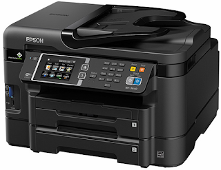 Driver Printer Epson WorkForce Pro WF-4630 All-in-One Download