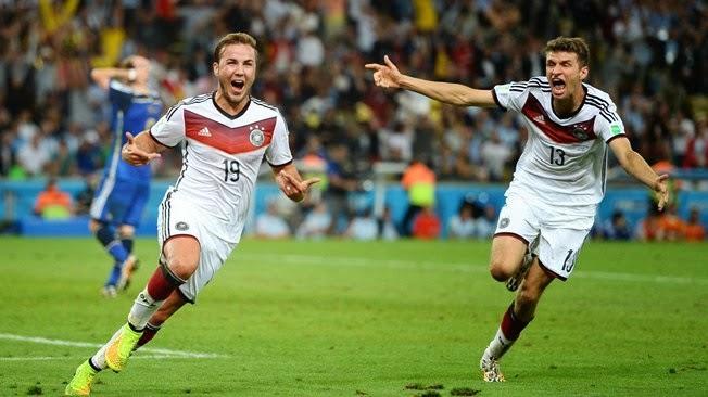 Alemania endereza su rumbo en eliminatorias de la Eurocopa