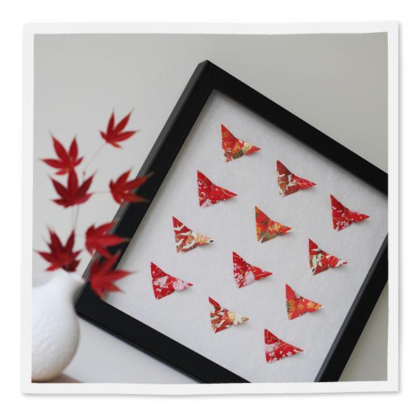 Exceptionnel Wall Art U2022 Oriental Butterflies