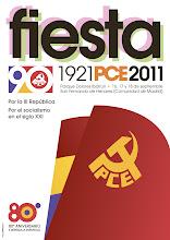 Festa PCE 2011